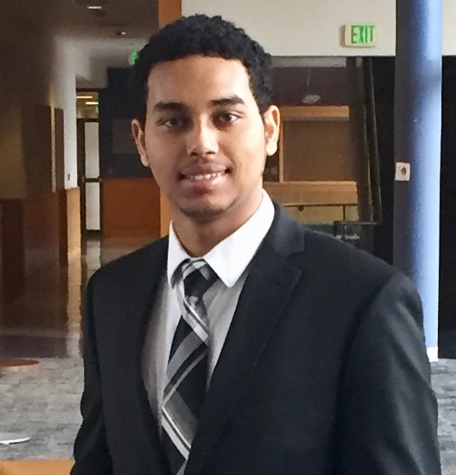 Ouniol Aklilu, Schreyer Honors & Millennium Student